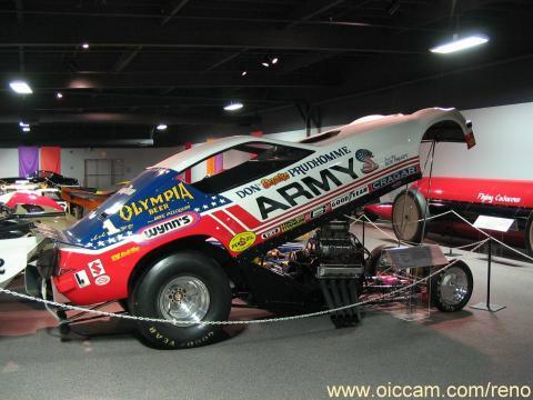 Automobile Museum In Reno Nevada Race Cars
